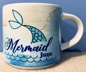 Captain & Mermaid Stackable Mugs