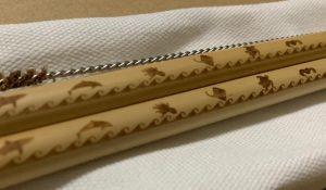 sealife bamboo drinking straw