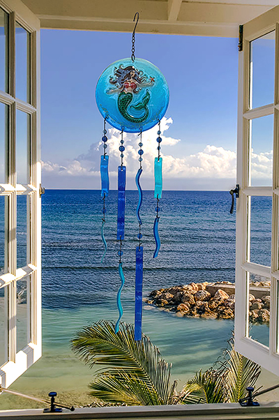 mermaid - best wind chimes