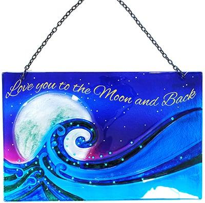ocean moon glass sunctacher