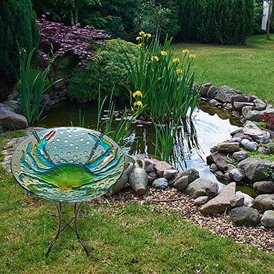 Glass Bowls - For Bird Baths and the Kitchen