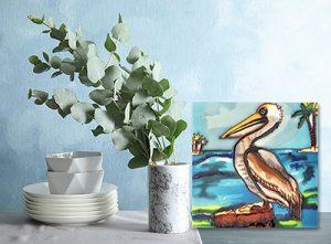 Excellent Pelican Tile Trivet 2