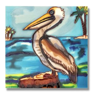 Excellent Pelican Tile Trivet 1