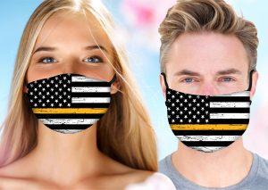 Nameless Heroes Face Mask w/ Melt Blown Filter 2