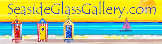 Seaside Glass Gallery - Unique Coastal Decor & Beach Gifts - Flamingos, Sea Turtles, Manatees, Mermaids, Seashells