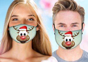 Rudolph Mask w/ Melt Blown Filter 2