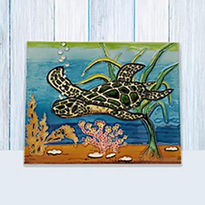 Tile Art Wall Hangings
